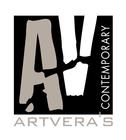 Artvera's Art Gallery logo