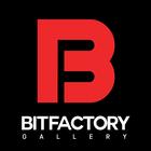 Bitfactory Gallery logo