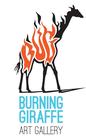 Burning Giraffe Art Gallery logo