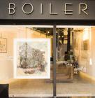 Boiler Galeria logo