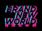 Brand New World Salon logo