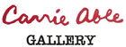Carrie Able Gallery logo