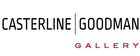 Casterline | Goodman Gallery logo