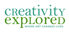 Creativity Explored logo