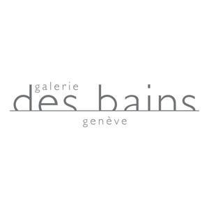 Galerie des Bains  logo