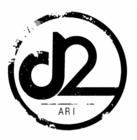 D2 Art logo