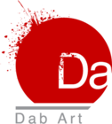 Dab Art logo