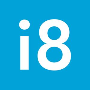 i8 Gallery logo