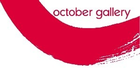 October Gallery logo