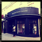 THE LITTLE BLACK GALLERY logo