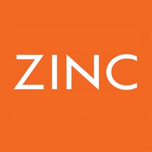 ZINC contemporary logo