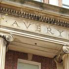 Avery Library logo