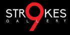 9 Strokes Gallery logo