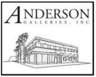 Anderson Galleries logo