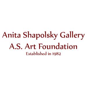 Anita Shapolsky Gallery logo