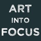 Art Into Focus logo