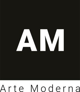 AM Arte Moderna logo