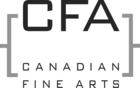 Canadian Fine Arts logo