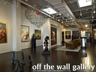 Off the Wall Gallery logo