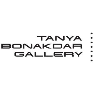 Tanya Bonakdar Gallery logo