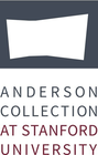 Anderson Collection at Stanford University logo