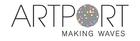 ARTPORT making waves logo