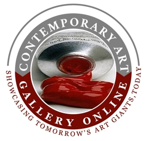 Contemporary Art Gallery Online logo
