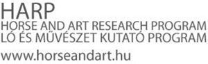 HARP Horse and Art Research Program logo