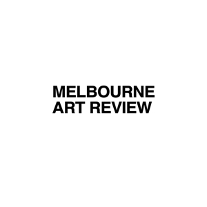 +Melbourne Art Review logo