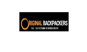Original Backpackers logo