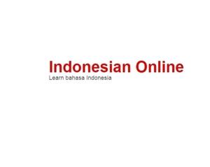 Indonesian Online logo