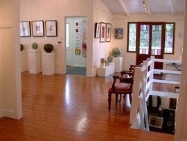 The Frances Reilly Gallery Eumundi photo