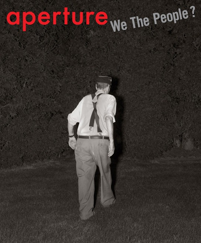 Aperture Magazine Winter 2012, Issue 209  We The People? image