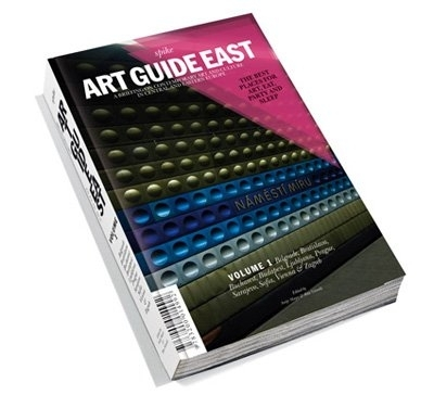 Art Guide East, the East-Europe Lonely Planet for art fans image