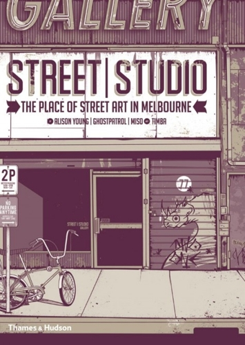 New book on Melbourne Street Art: Street/Studio image