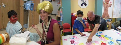 Bringing Art to Critically-Ill Children 3rd Ward & The Art of Elysium  image