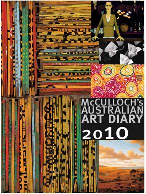 McCulloch's Australian Art Diary 2010 image