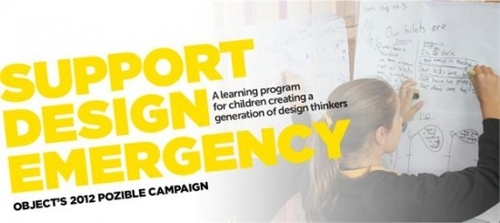 Object Launches Pozible Campaign to raise $20,000 for a digital strategy for Design Emergency image