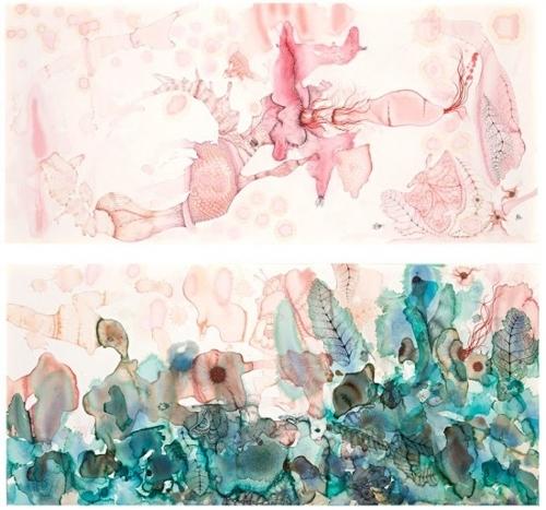 breathing dark soil maze 2009/11 image