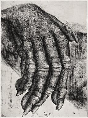 Lisa Roet wins Fremantle Arts Centre Print Award 2011 image