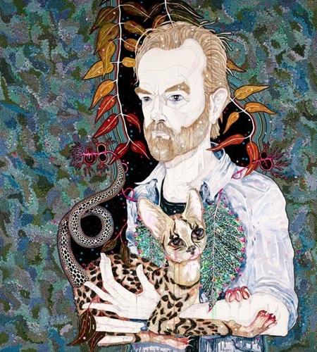 2013 Archibald, Wynne & Sulman winners image