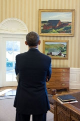 Whitney Museum Loans Two Edward Hopper Paintings To The White House image