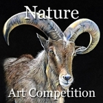 "Art Call - Theme ""Nature"" Online Art Competition image"