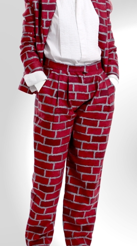 Brick Suit image