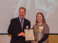 Geelong Gallery Director honoured with prestigious industry award  image