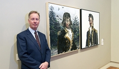 Director of Geelong Gallery announces retirement image