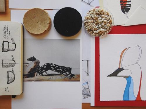 Future Nature, Eggpicnic designers in residence image