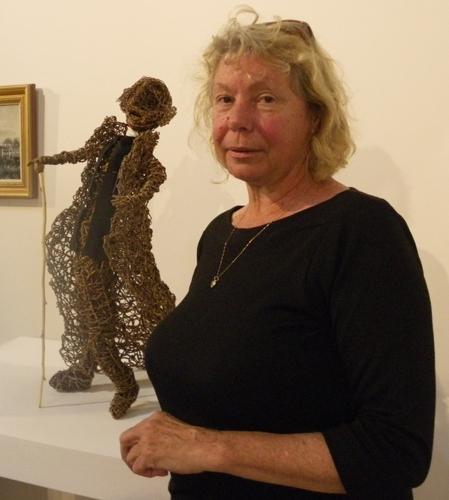Janine McAullay Bott with My Brother's Keeper image