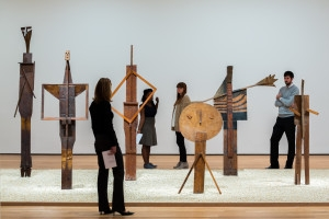 MoMA to Implement Timed Ticketing for Picasso Sculpture Through February 7 image