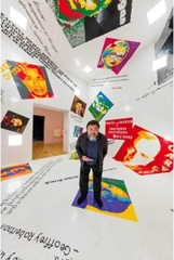Ai Weiwei gifts Letgo Room to the National Gallery of Victoria image